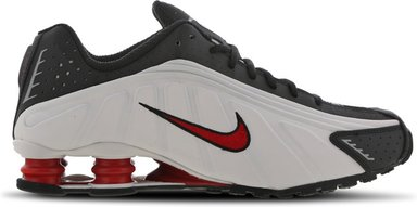 Nike Shox R4 - Herren Schuhe silver