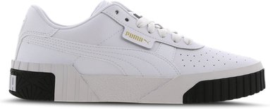 Puma Cali - Teenager Schuhe white