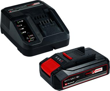 Einhell Akku 'Power X-Change Starter-Kit' 18 V 2,5 Ah