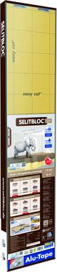 Vinyl- und Designboden-Unterlage 'Selitbloc' inkl. Alu-Tape 1,5 mm
