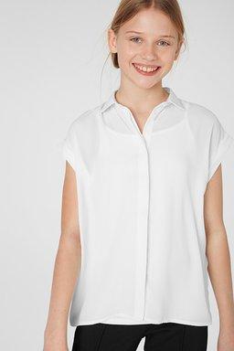 C&A Bluse-2 teilig, Weiß
