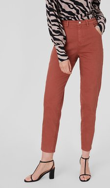 C&A THE RELAXED JEANS, Braun