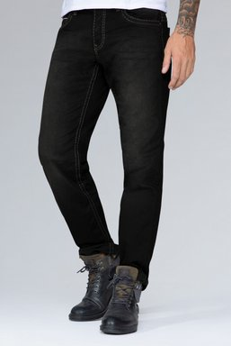 Black Used Denim CO:NO Comfort Fit Farbe : black used , Weite : 33 , Länge: 36