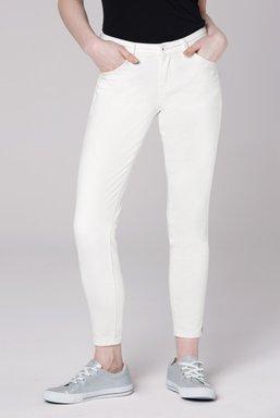 Coloured Denim MI:RA Farbe : cotton white