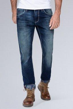 Regular Fit Dark Used Jeans NI:CO Farbe : dark used , Weite : 40 , Länge: 32
