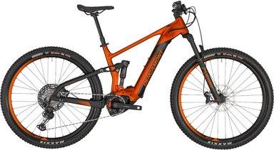 Bergamont E-Contrail Expert Orange Modell 2020