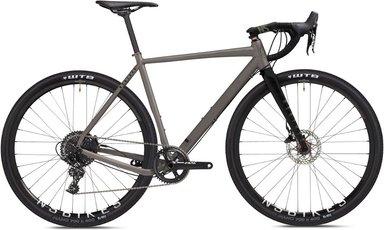 NS Bikes RAG+ 1 Grau Modell 2020