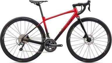 Liv Avail AR 2 Rot Modell 2020