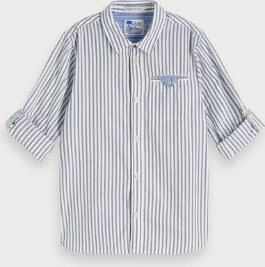 Scotch & Soda Gestreiftes Shirt   Regular Fit