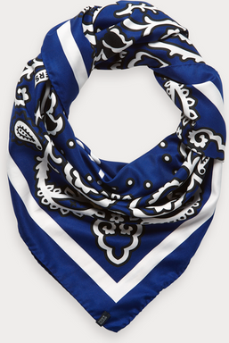Scotch & Soda Oversize-Bandana-Schal