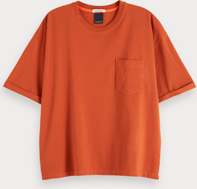 Scotch & Soda T-Shirt aus Biobaumwolle