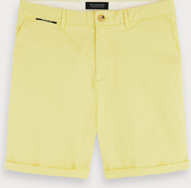 Scotch & Soda Chino-Shorts aus Pima-Baumwolle