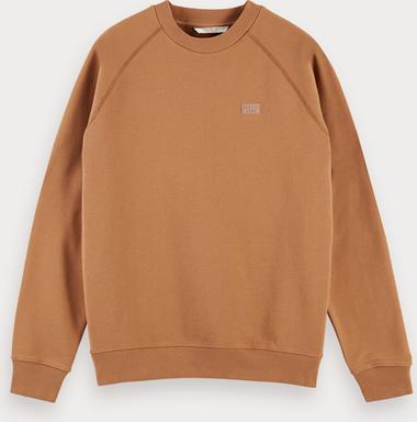 Scotch & Soda Basic Rundhals-Sweatshirt