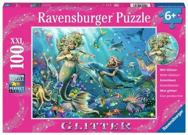 Ravensburger Puzzle Unterwasserschönheiten 100Teil
