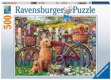 Ravensburger Ausflug ins Grüne