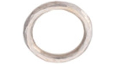 werkstatt:münchen anel banhado prata  prateado