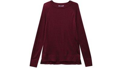 suéter roxo escuro feminino adulto