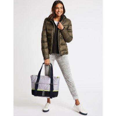 Active Shopper Bag with Stormwear™ light grey mix
