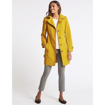 Trench Coat with Stormwear™ winter lime