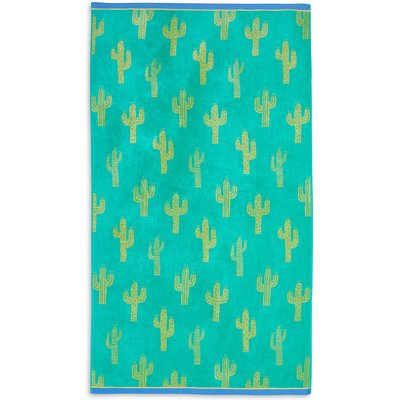 Cacti Beach Towel