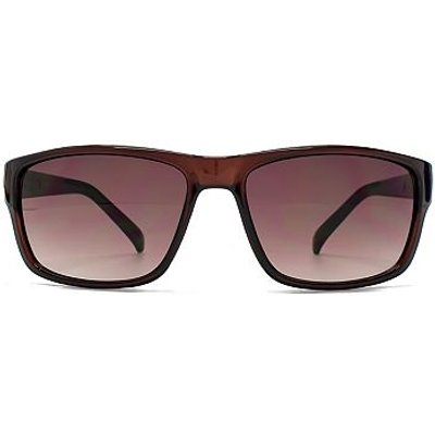French Connection Man crystal brown sunglasses - 5027108710179