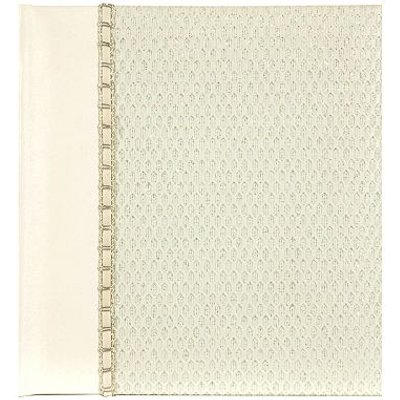 5052282070238 | Wedding Glitter Lace Memo 6x4 Slip In Albums 200 Photos