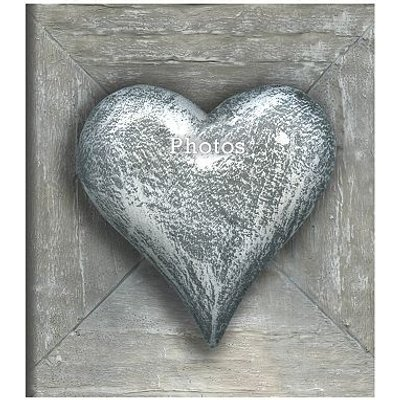 5052282070061   Stone Heart Memo 7x5 Mini Slip In 72 Photos