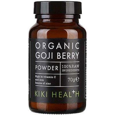 KIKI Health Organic Goji Berry Powder 70g - 5060018511559