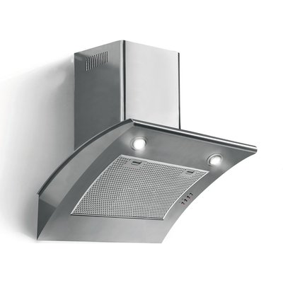 Baumatic BTC675SS Chimney Cooker Hood   Stainless Steel  Stainless Steel - 5055205055794