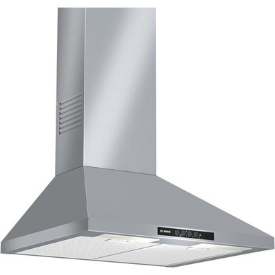 Bosch DWW06W450B Stainless Steel Chimney Cooker Hood   W  600mm - 4242002714141