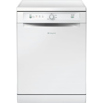 5054645044184 | HOTPOINT FDAB 10110 P Full size Dishwasher   White  White