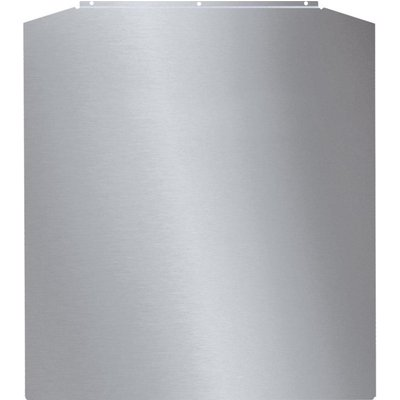 Baumatic BSC6SS Stainless Steel Splashback  Stainless Steel - 5055205002729