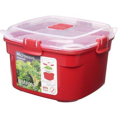49414202011013 | SISTEMA  1 4 litre Small Microwave Steamer