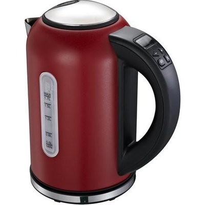 VT869RED Variable Temperature Jug Kettle - Red