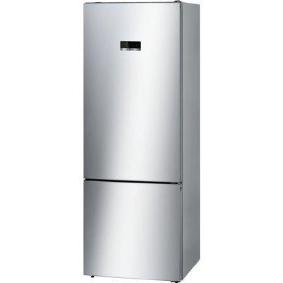 Serie 4 KGN56XL30 505 Litre 60/40 A++ Frost Free Fridge Freezer - Stainless Steel