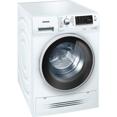 Siemens WD14H421GB Washer Dryer  7kg Wash 4kg Dry Load  A Energy Rating  1400rpm Spin  White - 4242003652909