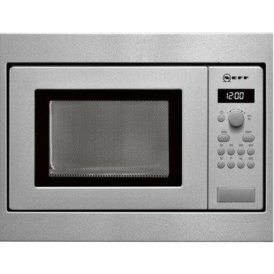4242004159377 | Neff H53W50N3GB 50cm Built In Microwave  Stainless Steel