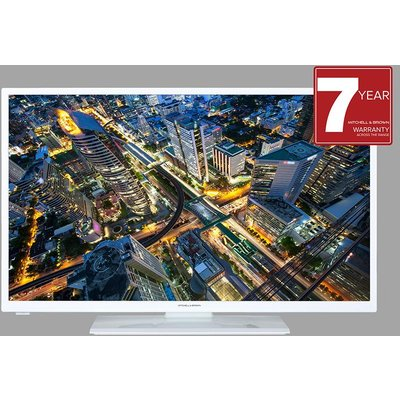 JB-321811FWHT 32 inch HD Ready TV - White