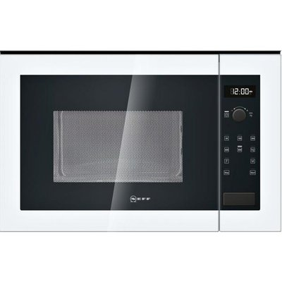 4242004177555 | Neff H12WE60W0G Built In Microwave  White