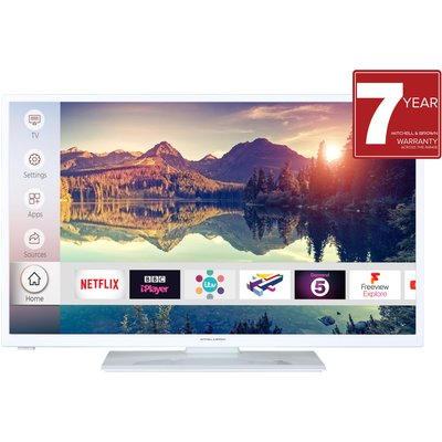 JB-391811FSMWHT 39 inch Full HD Smart TV - White