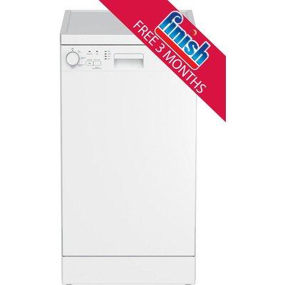 DFS04C10W 45cm Slimline Dishwasher - 05023790035309