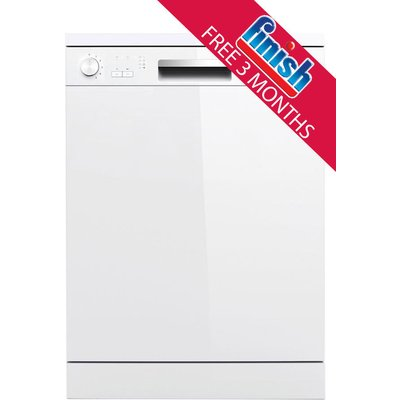 DFC04C10W 60cm Freestanding Dishwasher - 5023790035293
