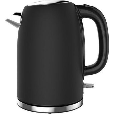 JK115BLACK 1.7 Litre Jug Kettle - Black