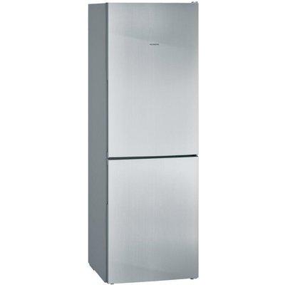Siemens KG33VVI31G Low Frost Easyclean Stainless Steel Door Freestanding Fridge Freezer - 4242003666623