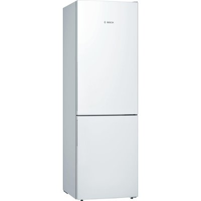 Serie 4 KGE36AWCA 302L 60/40 A+++ Fridge Freezer - White
