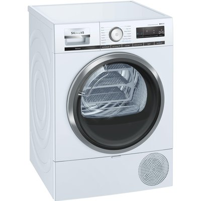 iQ500 WT48XRH9GB 9Kg Home Connect Heat Pump Condenser Tumble Dryer - 4242003864142