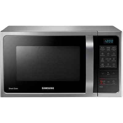 Samsung MC28H5013AS Freestanding Microwave Oven  Silver 8806086598361