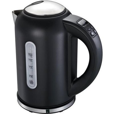 VT869BLACK Variable Temperature Jug Kettle - Black