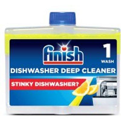 05011417548523 | Finish Dishwasher Cleaner Lemon  250ml