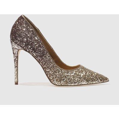 Schuh Gold Flirty High Heels